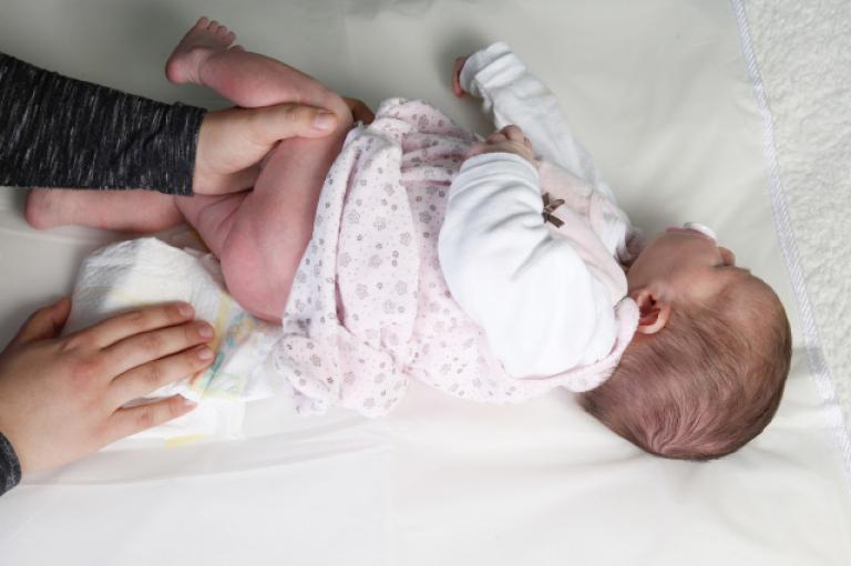 richtige bauchlage säugling